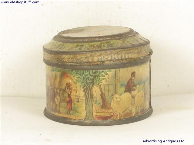 Old Shop Stuff Old Food Tin Farrow And Co Mustard Makers For Sale