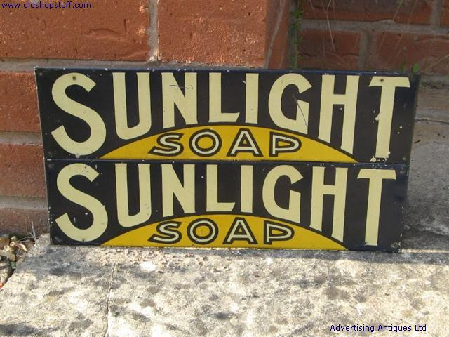 large-vintage-metal-signs