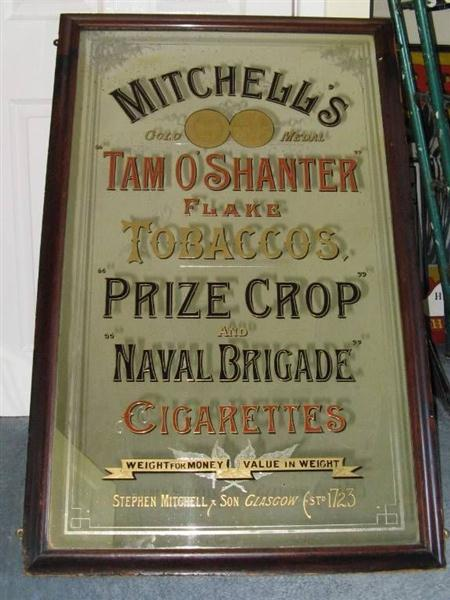 Used Car Auctions >> Old Shop Stuff | Large-mitchells-Prize-crop-tobacco-and ...