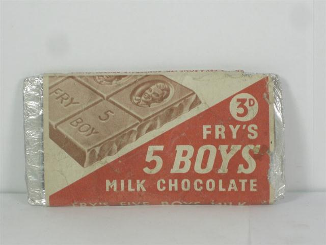 Used Car Usa >> Old Shop Stuff   Frys-Five-Boxs-Chocolate-Dummy-Bar for ...