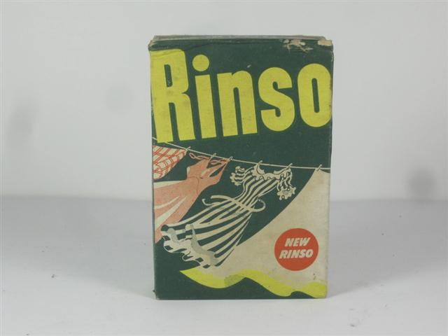 Old Shop Stuff Old Shop Packaging Rinso Washing Laundry