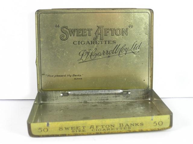 Cigarettes Dunhill to Delaware