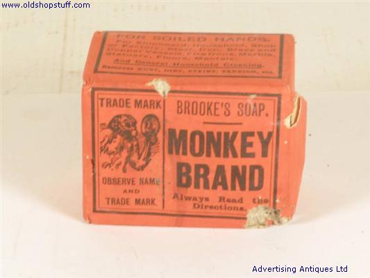 Old Shop Stuff | Monkey-Brand-Soap-Bar-in-Packet for sale ...