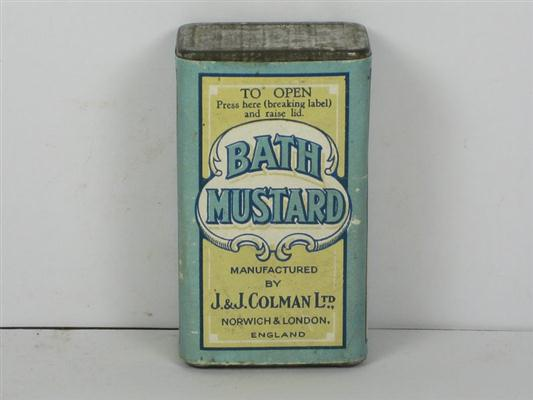 Old shop stuff old tin for j and j coleman ltd bath for Old tin baths for sale