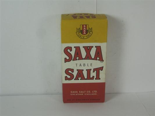 Buy Car Usa >> Old Shop Stuff   Old-packet-Saxa-table-salt for sale (14454)