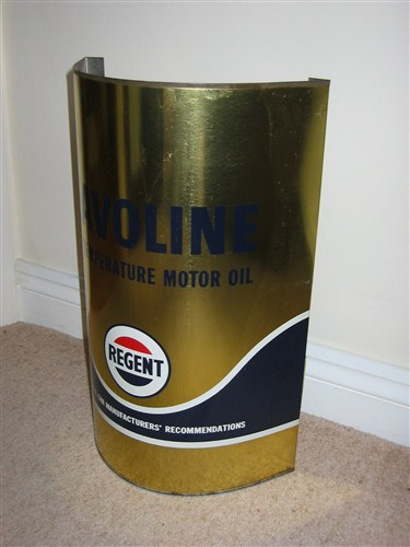 1960s Havoline Motor Oil Tin Promotional Item For Sale Advertising Antiques